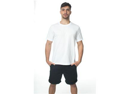 CK גברים // חולצת בייסיק לבנה