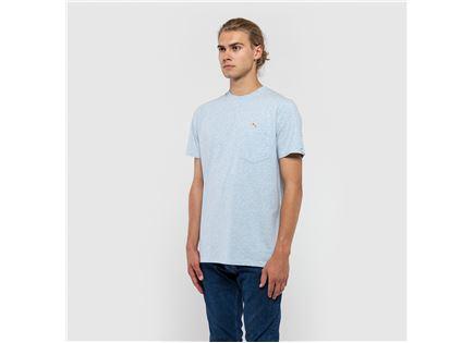 RVLT // SVERRE T-SHIRT BLUE