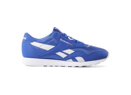 REEBOK יוניסקס // CL NYLON COLOR CRUSHED COBALT