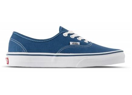 VANS יוניסקס// Authentic navy