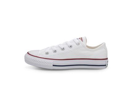 נעלי אולסטאר יוניסקס לבנות נמוכות - All Star