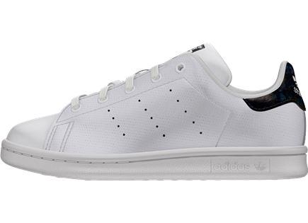 נעלי אדידס סטן סמית' ילדים- ADIDAS STAN SMITH WHITE