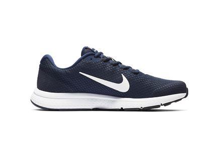 נעלי נייקי ספורט לגברים - NIKE RUNALLDAY NAVY