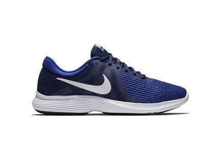 נעלי נייקי ספורט לגברים - NIKE REVOLUTION 4 MIDNIGHT