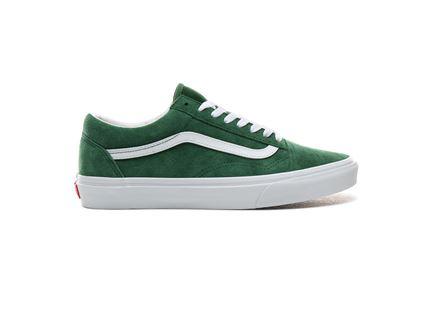 נעלי וואנס ירוק לגברים  - VANS UA OLD SKOOL