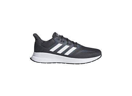 נעלי אדידס אפור כהה לגברים - ADIDAS RUNFALCON SHOES