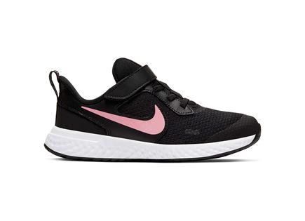 נעלי נייקי ספורט לנערות - 5 NIKE GIRL'S REVOLUTION