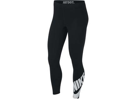טייץ נייקי ספורטיבי שחור לנשים - NIKE SPORTSWEAR LEG