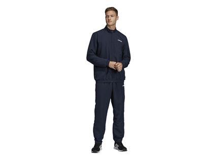 חליפה אדידס כחול כהה לגברים - ADIDAS MTS WV MEN SET
