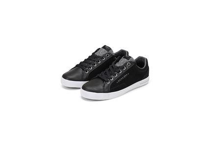 נעלי פפה ג'ינס לגברים - PEPE JEANS NORTH MIX BLACK