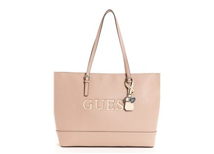 GUESS// CHANDLER TOTE BLUSH