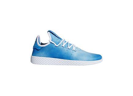 נעלי אדידס פארל וויליאמס כחולות - ADIDAS PHARRELL WILLIAMS TENNIS HU