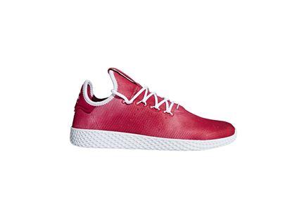 נעלי אדידס פארל וויליאמס אדומות - ADIDAS PHARRELL WILLIAMS TENNIS HU