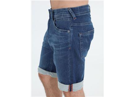 ג'ינס ברמודה פפה ג'ינס לגברים