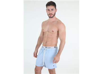 בגד ים צ'מפיון תכלת לגברים