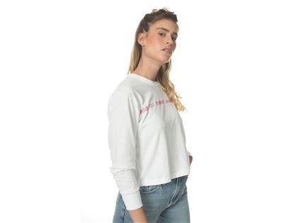 TOMMY HILFIGER נשים // חולצה לבנה ארוכה