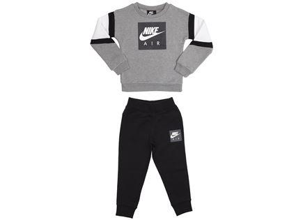 חליפת טרנינג לילדים - Nike Air Crew Set