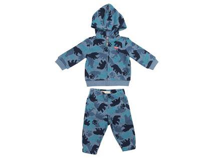 LEVIS תינוקות// AOP ZIP HOODIE SET