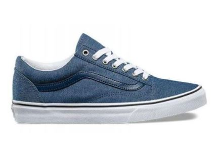 VANS גברים // OLD SKOOL BLUE