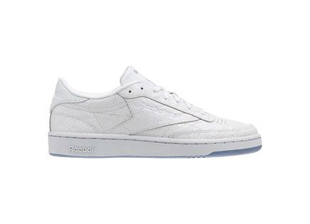 REEBOK נשים // CLUB C 85 SPIRIT WHITE/CLOUD GREY
