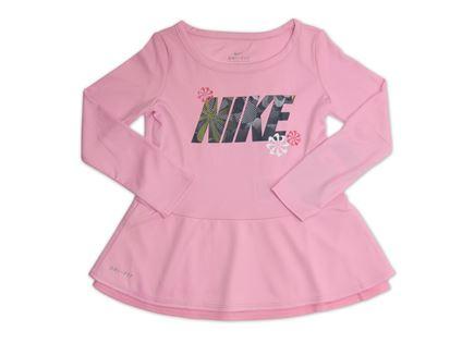 סט לילדות - Nike Tunic and AOP Legging