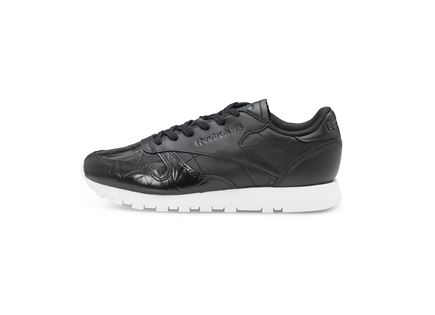 נעלי נשים  - Reebok Leather Dynamic Chrome