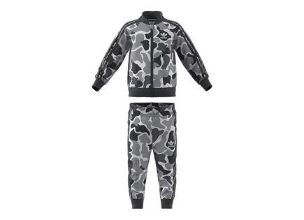 חליפה לילדים - Adidas Camo Trefoil Track Suit