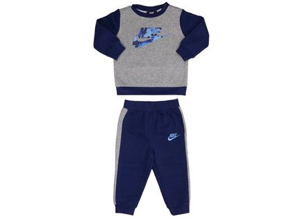 חליפת טרנינג לתינוקות - Nike Futura Camo Crew