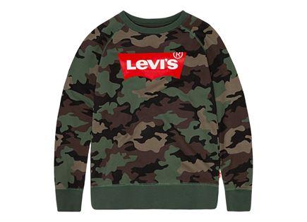 קפוצ׳ון לילדים - Levi's Graphic Pullover