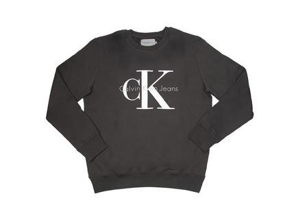 סוודר לגברים - CK Crew Neck Meteorite