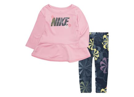 סט לתינוקות - Nike Tunic and AOP Legging