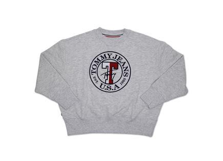 סווטשירט לנשים - Tommy Hilfiger Logo