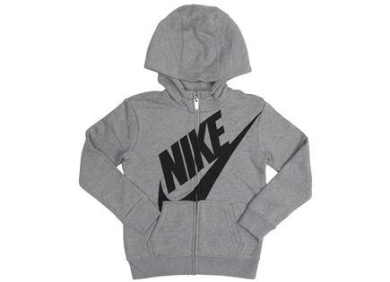 קפוצ׳ון לילדות - Nike Futura Fleece