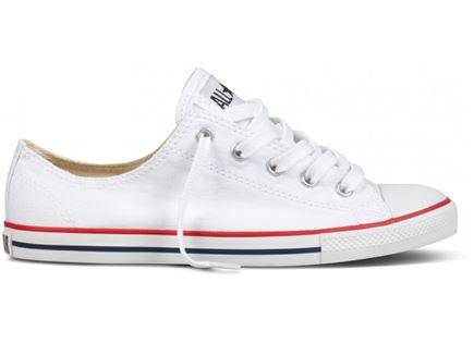 נעלי אולסטאר יוניסקס חצאיות לבנות - All Star