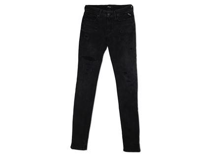 מכנסי ג׳ינס לגברים - Replay Ripped Jeans