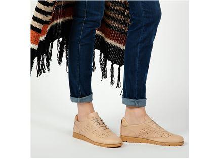 Darkwood - נעלי סניקרס לנשים בעיצוב ספור במבצע
