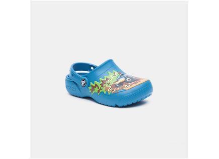 Crocs FunLab - נעלי ילדים מונסטר טראק