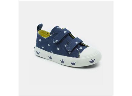 Keds - נעלי סניקרס בצבע כחול-ג'ינס בעיטו