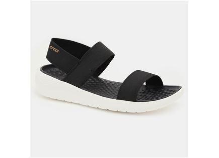 Crocs LiteRide Sandal W - סנדל בעיצוב חד