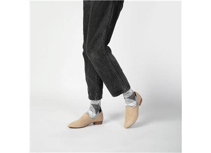 Seventy Nine - נעלי עור קלאסיות עם חרטום