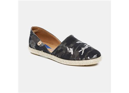 Verbenas Dorsay - נעלי סירה שטוחות מעור