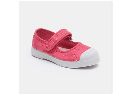Natural World 478  - נעלי בובה לילדות עם