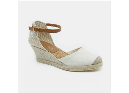 Seventy Nine - נעלי אספדריל פלטפורמה בצב