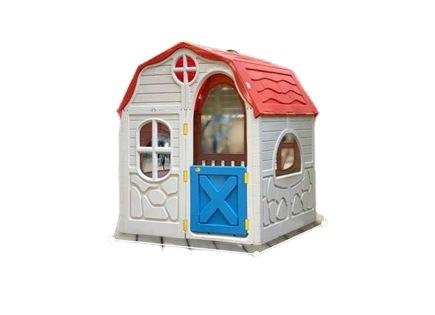 בית ילדים מתקפל מפלסטיק למרפסת או לחצר במבצע